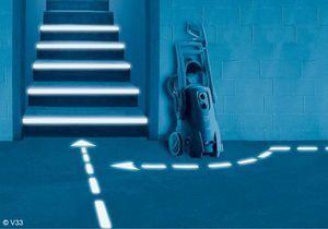 La peinture phosphorescente : une idée géniale pour rassurer les enfants