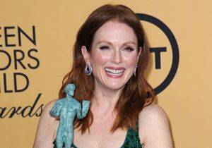 """SAG Awards : le triomphe de Julianne Moore et """"Orange is the New Black"""""""