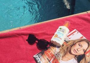 #ELLEenvacances : immortalisez votre magazine sur Instagram et gagnez des abonnements