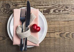 Restaurants : où dîner le soir de la Saint Valentin ?