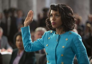 « Confirmation » : Kerry Washington engagée contre le harcèlement