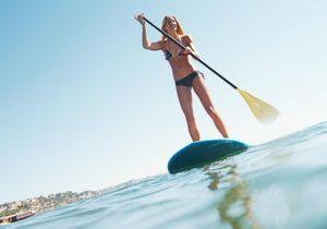 Et si vous testiez le stand up paddle ?