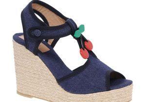 Chaussures corde : le bon accord de l'été