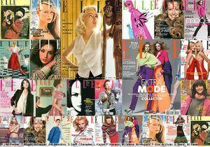 Les plus belles couvertures de ELLE célèbrent la journée mondiale de la photo