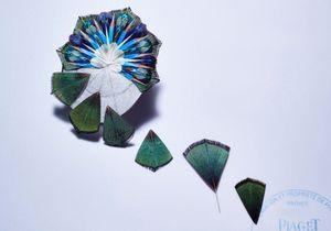 Haute joaillerie : 3 questions à Nelly Saunier, artiste plumassière