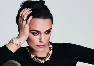 #PrêtàLiker : Keira Knightley, égérie de la collection Coco Crush de Chanel