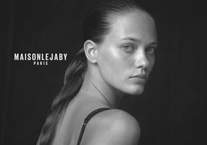 L'instant mode : les portraits féminins de Maison Lejaby