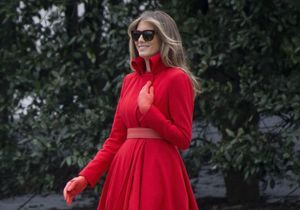 Melania Trump : pourquoi ses looks font polémique ?