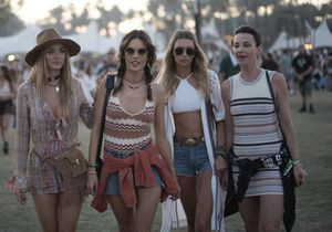 3 façons de (bien) s'habiller pour aller à un festival