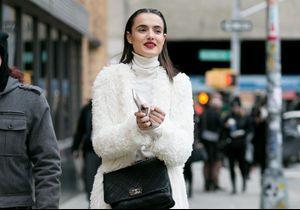 Comment porter le blanc en hiver ?