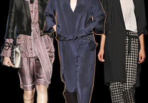 Trois façons de porter le pyjama de jour
