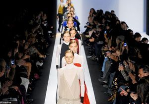Fashion week de New York : c'est parti !