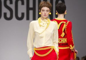 Fashion Week : regardez en direct le défilé Moschino