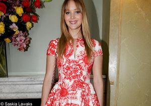 Jennifer Lawrence : nouvelle égérie du sac Miss Dior