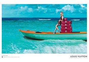L'instant mode : le soleil contagieux des publicités Vuitton