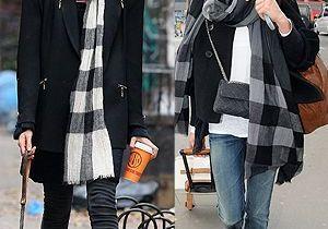 Le foulard Burberry, le it accessoire de la rentrée ?