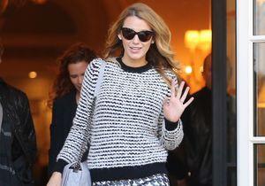 Le lady cool de Blake Lively à Paris