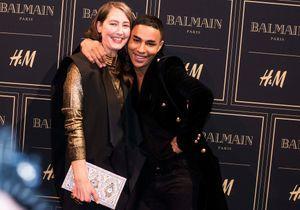 On était à la soirée Balmain x H&M