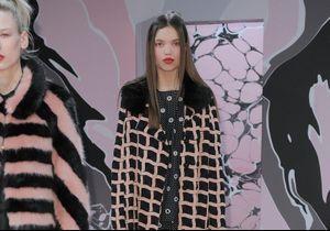 Fashion Week: Shrimps voit la vie en rose