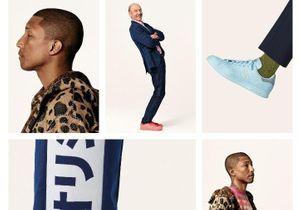 Instant mode : La collab' pastel Adidas x Pharell