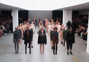 Kanye West, de retour pour la Fashion Week de New York