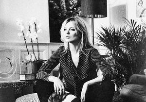 Kate Moss collabore avec Equipment