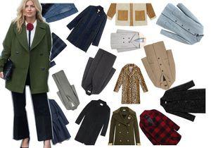 40 manteaux pour passer l'hiver au chaud