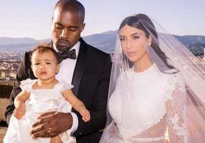 Kim Kardashian dévoile une nouvelle photo de son mariage