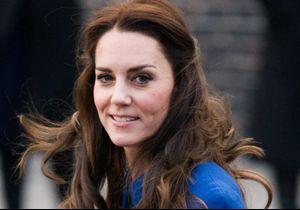 La photo qui buzze : quand Kate Middleton, 7 ans, jouait les mannequins !