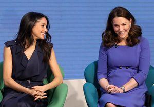 Meghan Markle et Kate Middleton : leur première apparition officielle commune crée le buzz !