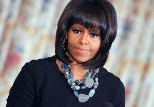 Michelle Obama : « Ma frange, c'est la crise de la cinquantaine ! »