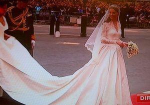 Robe de Kate Middleton : elle a choisi Alexander McQueen