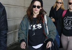 Le look du jour: Kristen Stewart chez Chanel à Paris