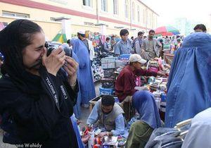 Expo photos : le combat des femmes afghanes