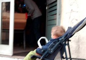Maria, mère d'un garçon handicapé