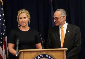 Amy Schumer s'engage contre le port d'armes aux Etats-Unis