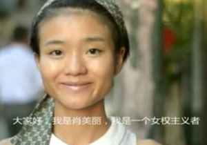 Droits des femmes: elle traverse la Chine à pied