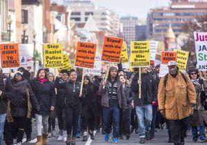 Ferguson : une marche de sept jours organisée