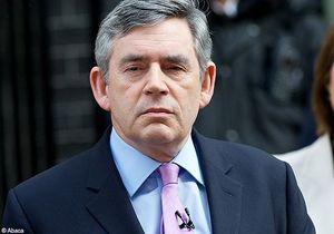 Le Premier ministre Gordon Brown avoue être un grand timide