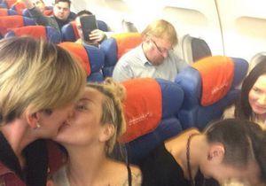 Le selfie de leur baiser devant un député homophobe fait le buzz