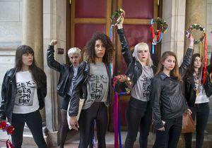 Pas de condamnation pour les Femen après leur action à Notre-Dame