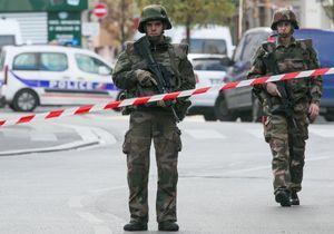 Un véhicule a percuté des militaires à Levallois-Perret