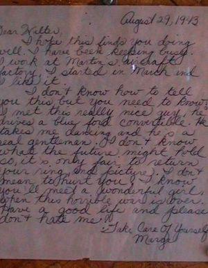 Rupture : 9 lettres pour dire « Je te quitte » avec humour