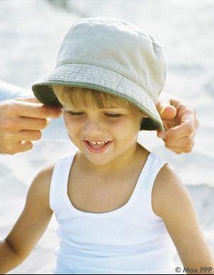 Comment protéger ses enfants du soleil