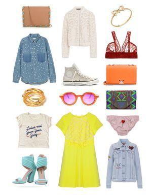 Mode : notre sélection colorée qui fait du bien !