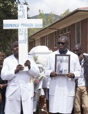 Congo-Kinshasa : les gynécologues en danger
