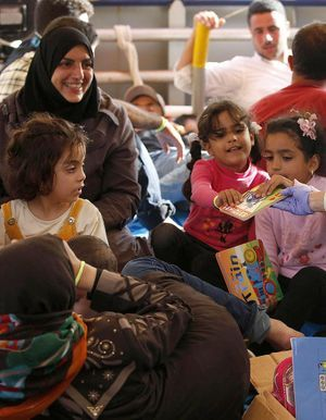 Mary Honeyball : « Les migrantes sont vulnérables à toutes les étapes de leur parcours »