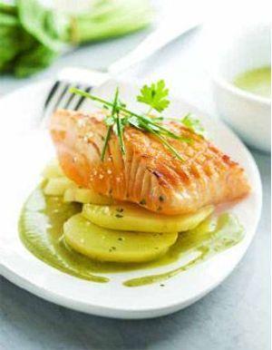 Cuisine la plancha recettes de cuisine cuisine la plancha elle table - Sauce pour saumon grille barbecue ...