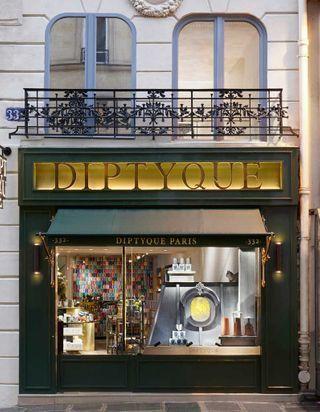 #ELLEBeautySpot : la nouvelle boutique Diptyque, un petit joyau qui flirte avec l'Art