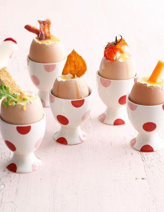 30 recettes d'œufs qui changent